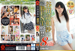 DISC1 谷田部和沙 8時間 BEST PRESTIGE PREMIUM TREASURE vol.01